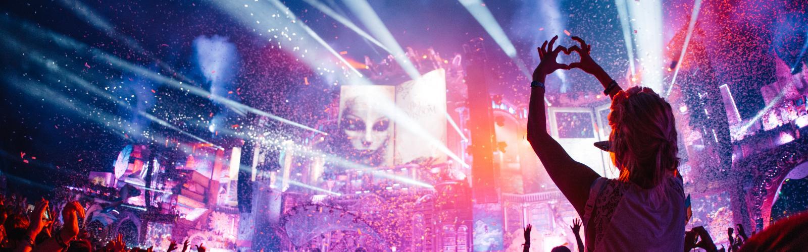 beeld Tomorrowland