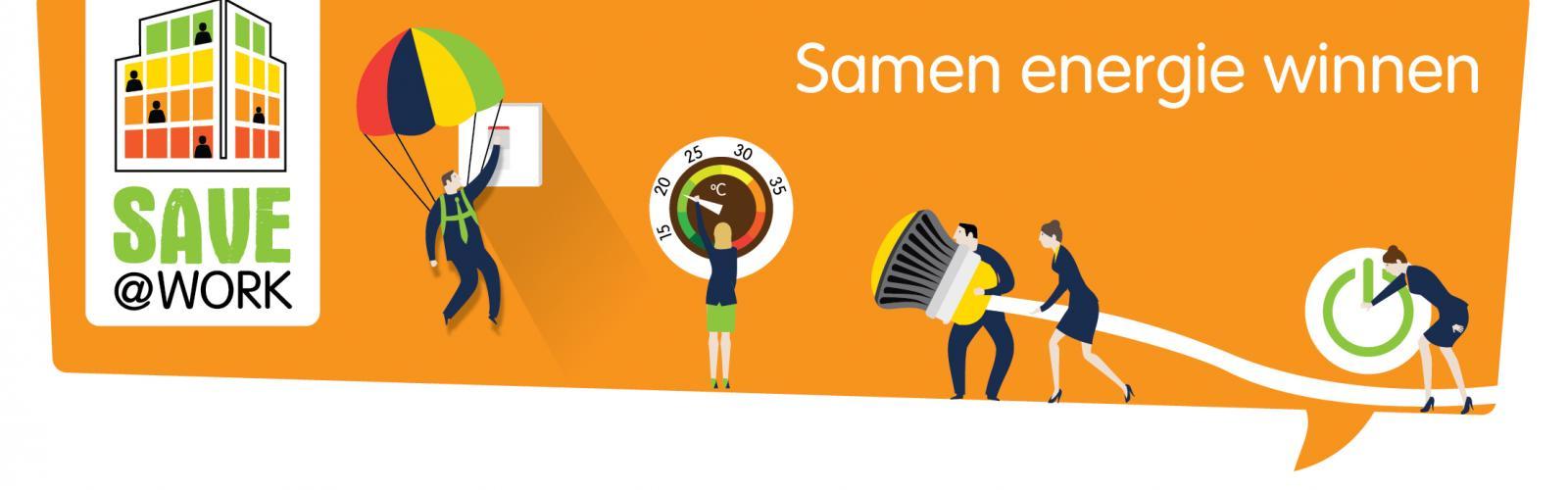 banner Save at Work Arbeid & Milieu
