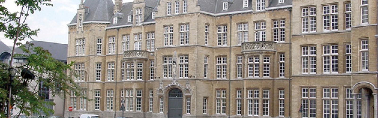 campus Gent Vlerick Business School