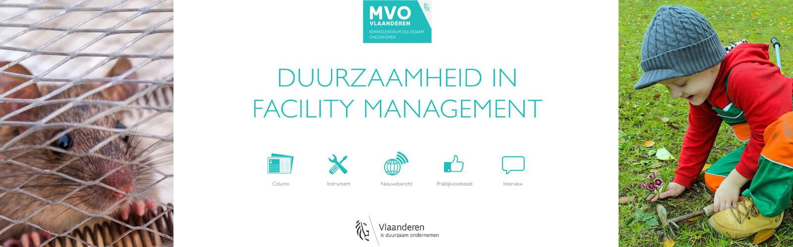 Coverbeeld dossier duurzaam facility management