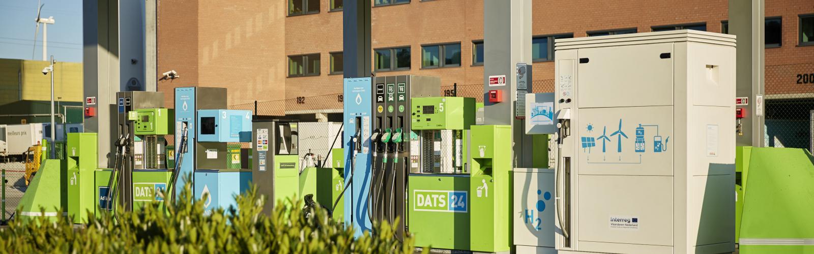 MVO Vlaanderen: Vlaanderen kan met waterstoftechnologie een voortrekkersrol vervullen.