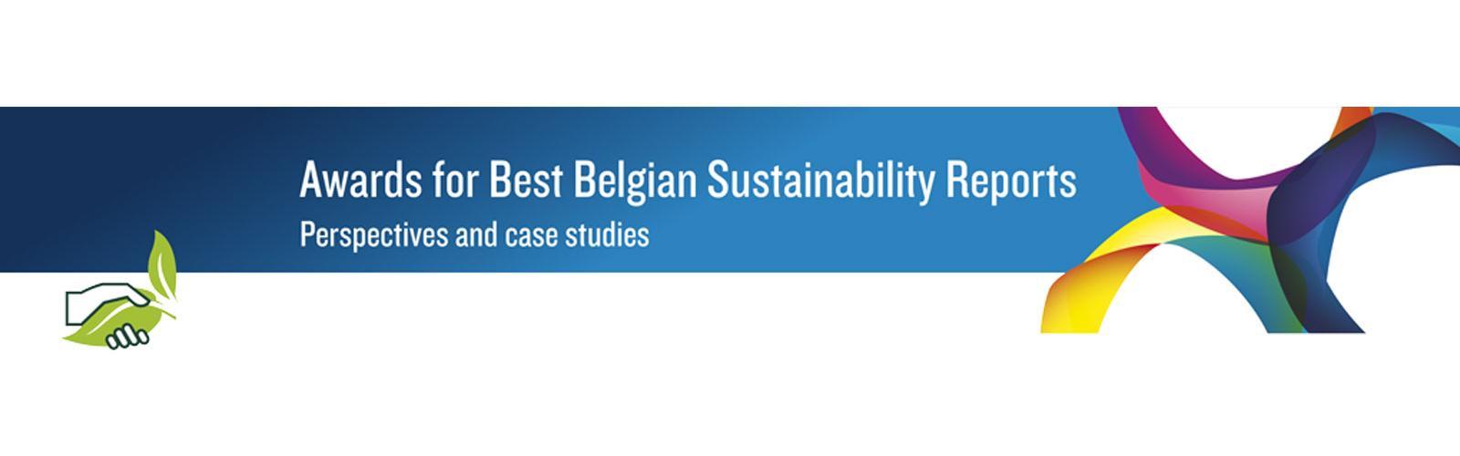 campagnebeeld Awards Best Belgian Sustainability Report