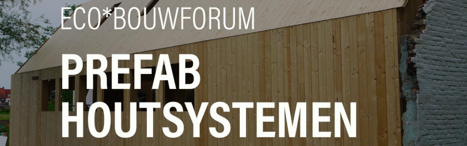 Eco Bouwforum VIBE