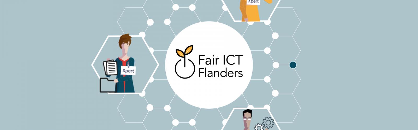 campagnebeeld fair ict flanders