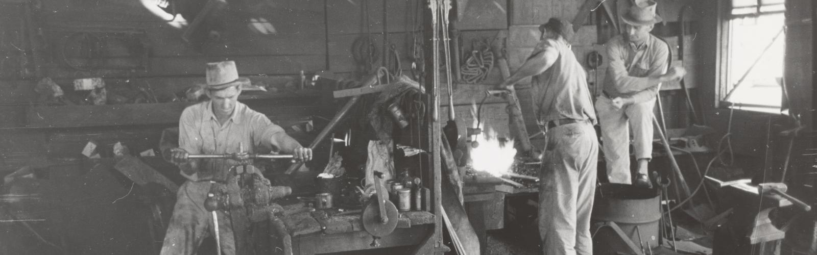 fabrieksarbeiders