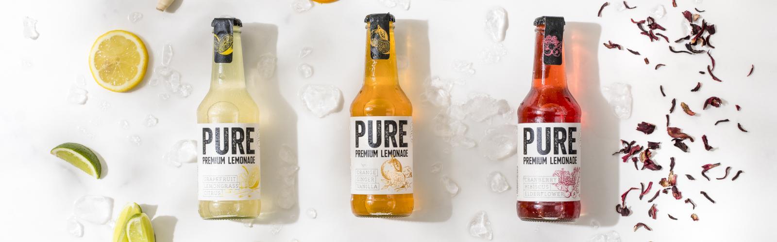 PURE limonade