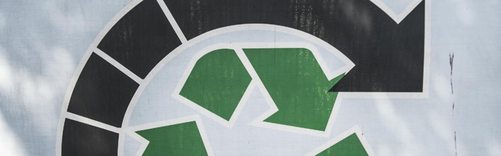 Label recyclagepunt