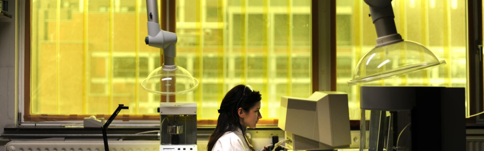 testen in labo