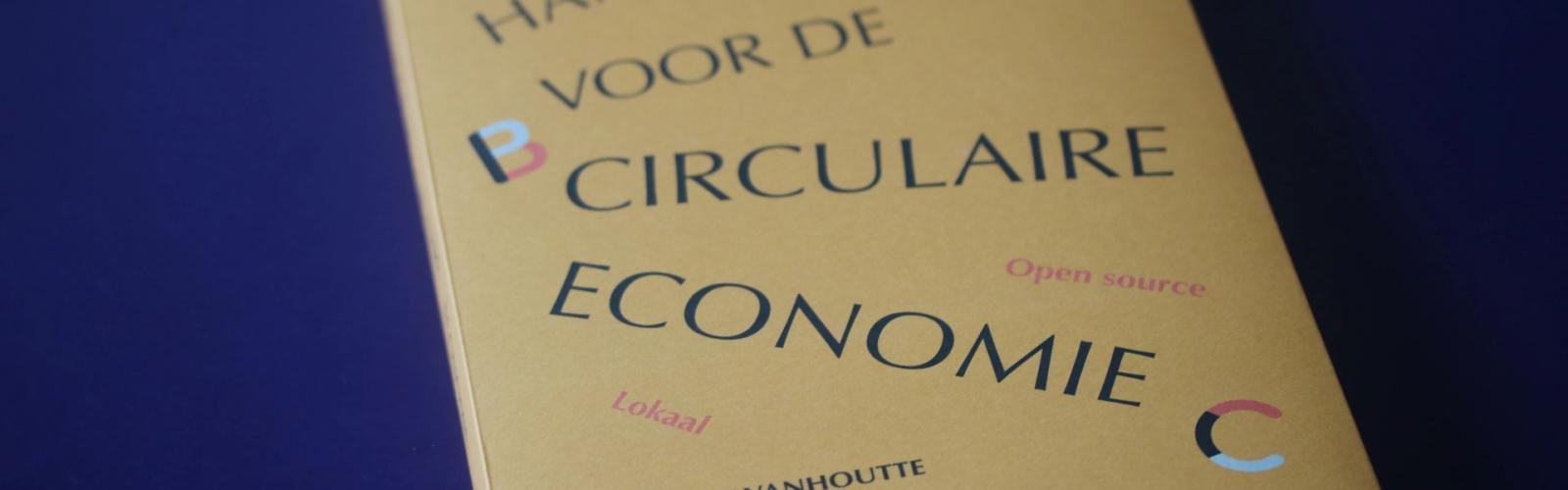 cover handboek voor de circulaire economie