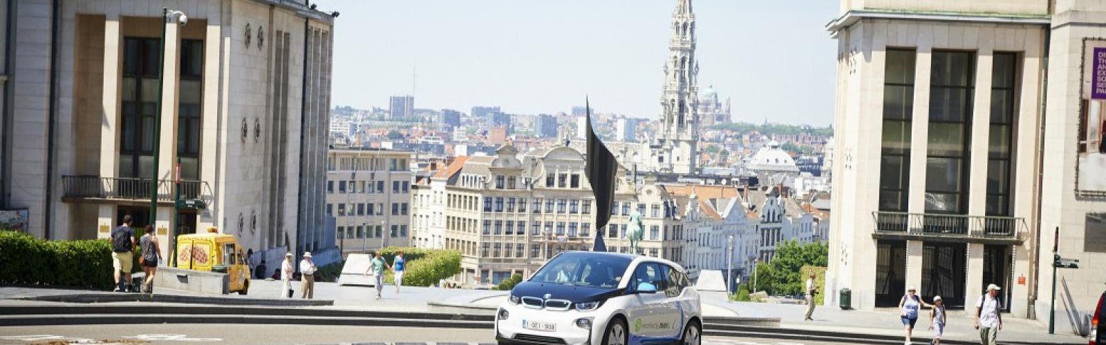 Zen Car in Brussel