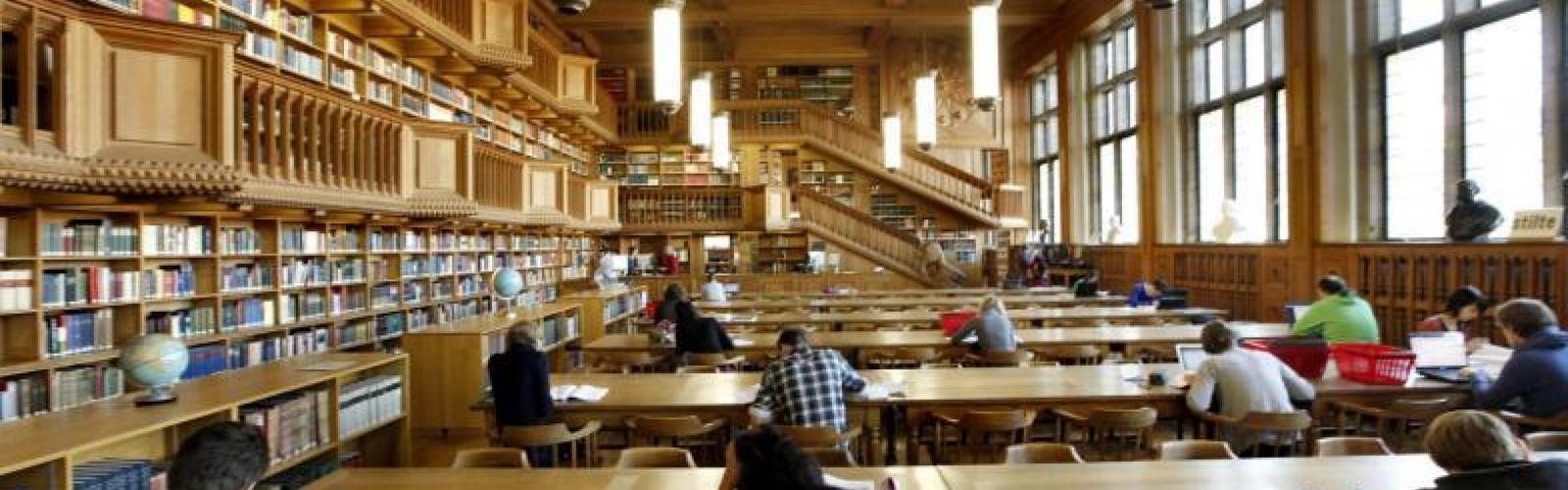 bibliotheek KU Leuven