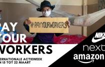 Campagnebeeld #PayYourWorkers
