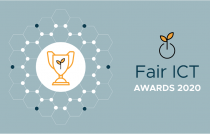 Fair ICT Award campagnebeeld