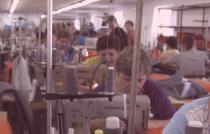 textielarbeiders in Oost-Europa