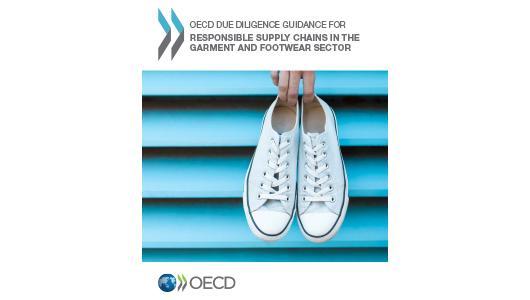 coverbeeld OESO-richtlijnen due diligence in de kledingsector