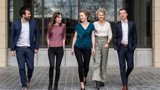het team van impact advocaten