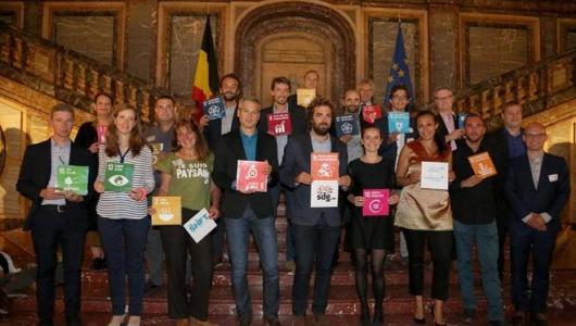 groepsfoto SDGvoices