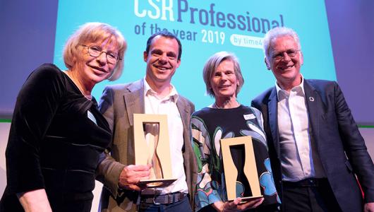 verkiezing CSR Professional of the Year