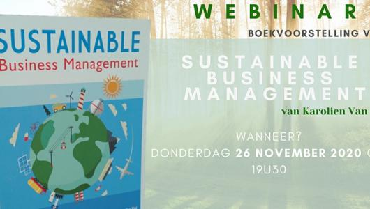 coverbeeld sustainable business management