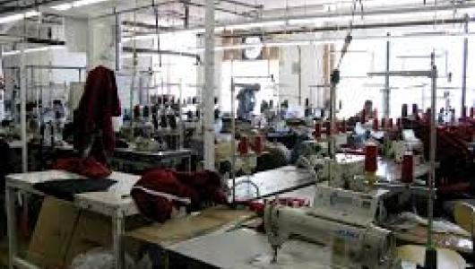 kledingproductiehal