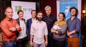 winnaars SE'nSe Fonds 2019