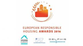 logo European Responsible Housing Award 2016