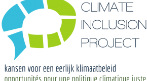 campagnebeeld Climate Inclusion Project