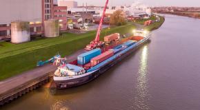 Lean Container Terminal
