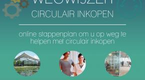 cover Wegwijzer Circulair Inkopen