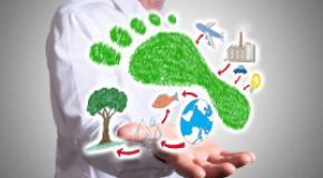 campagnebeeld Atelier Carbon Footprint