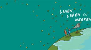 Campagnebeeld Leven, leren en werken in 2050
