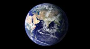 beeld aarde vanuit de ruimte