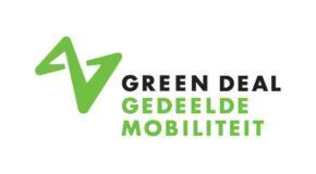 logo Green Deal Gedeelde Mobiliteit
