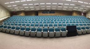 onderwijs auditorium