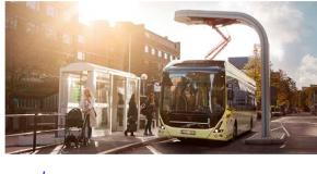 elektrische bus Volvo
