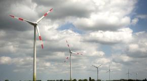 windmolens 3 op een rij