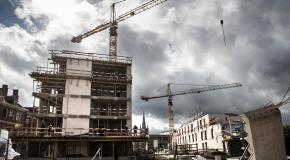 bouwwerf stad